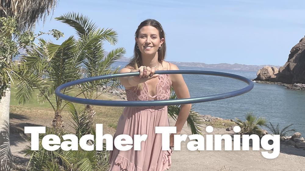 Hoop Dance Teacher Training
